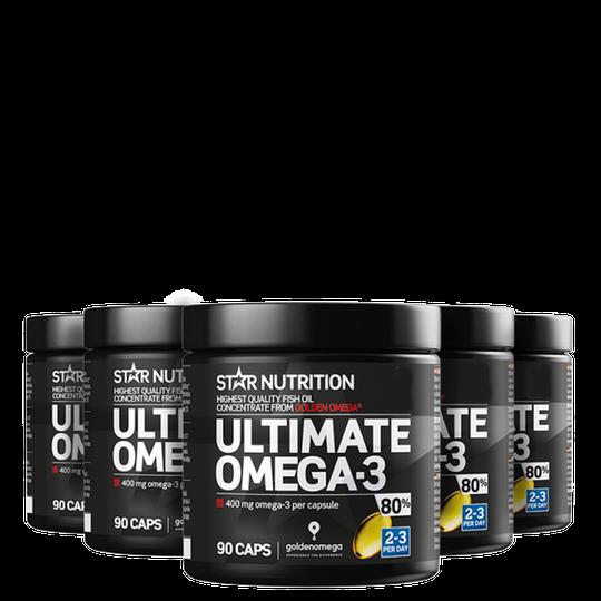 Ultimate Omega-3, 80%, BIG BUY 450 caps