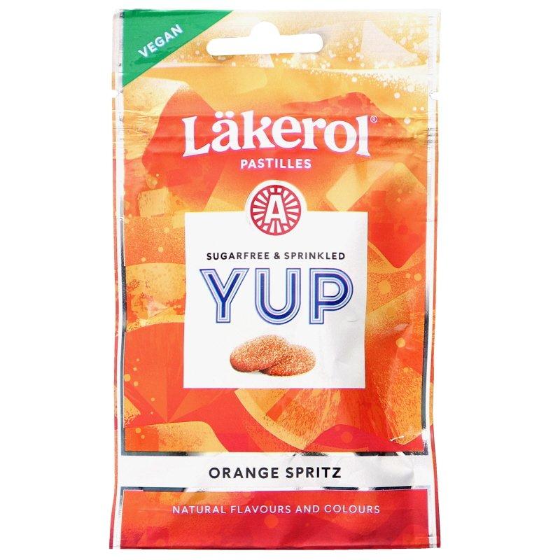 Läkerol YUP Orange Spritz - 40% rabatt