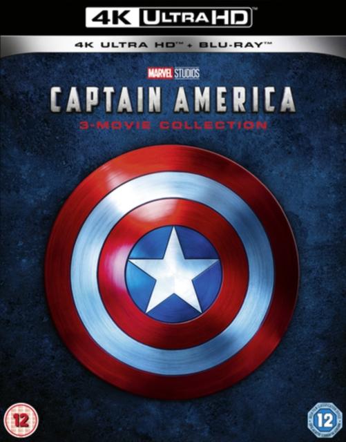 Captain America: 3-movie Collection