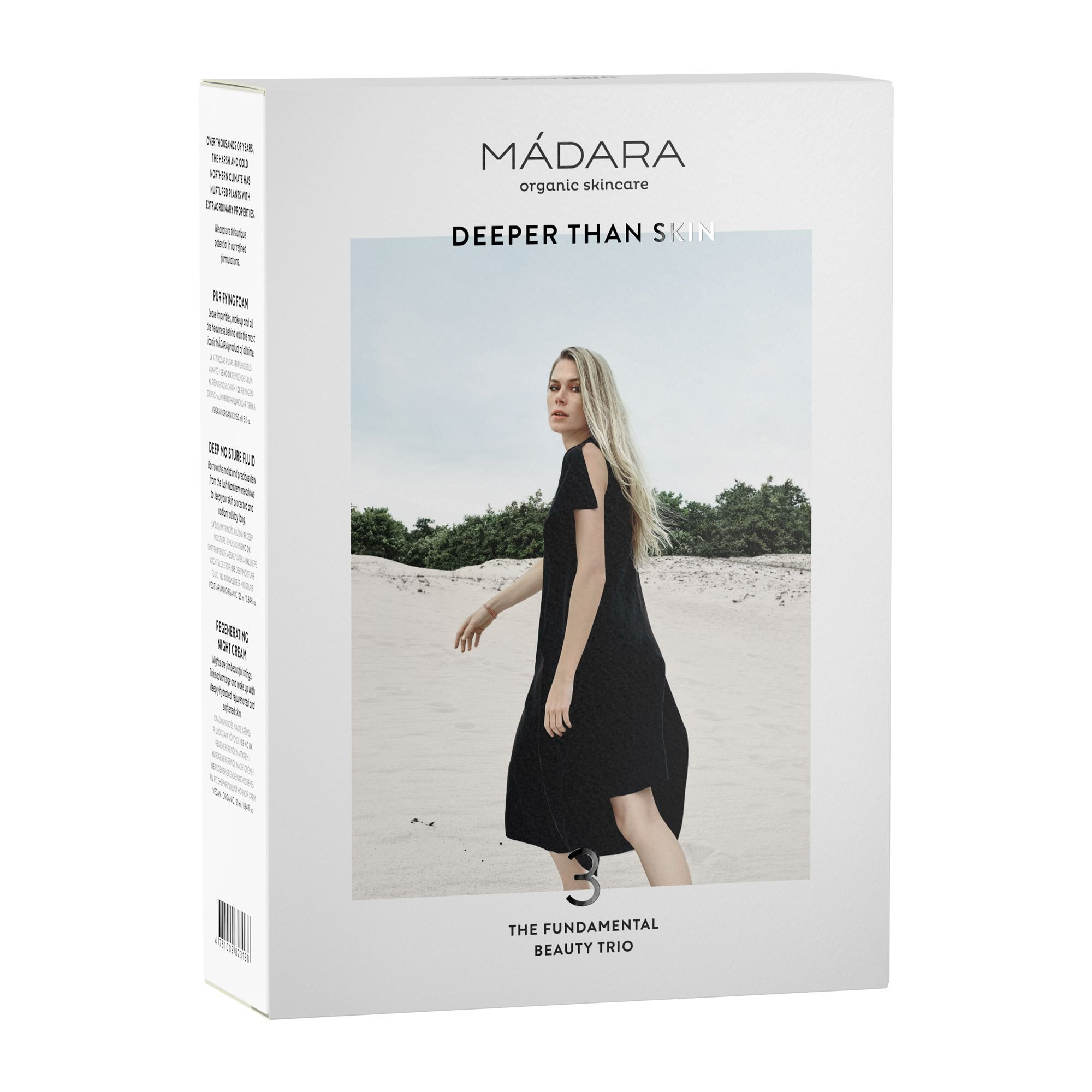Mádara - The Fundamental Beauty Trio Set 200 ml