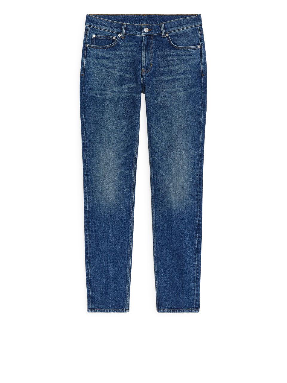 SLIM Stretch Jeans - Blue