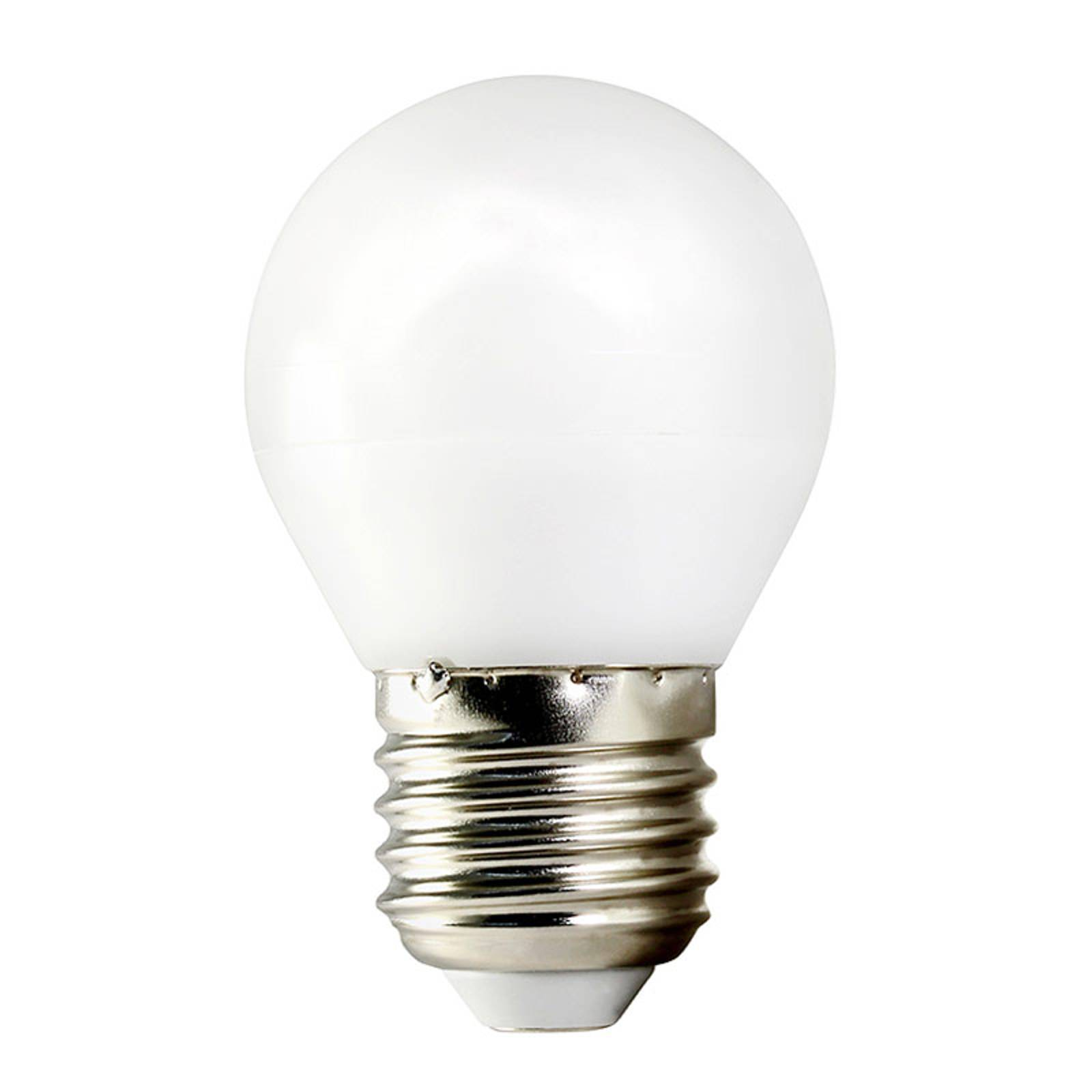 LED-lamppu TEMA E27 5W Pisarat 2 700K AC/DC