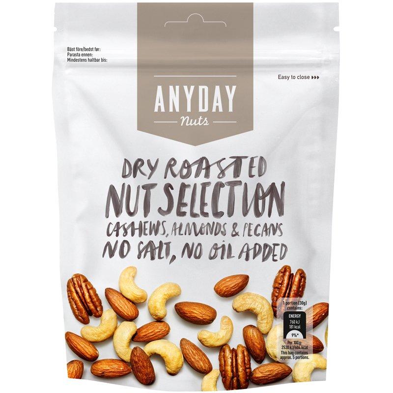 Pähkinäsekoitus - 60% alennus