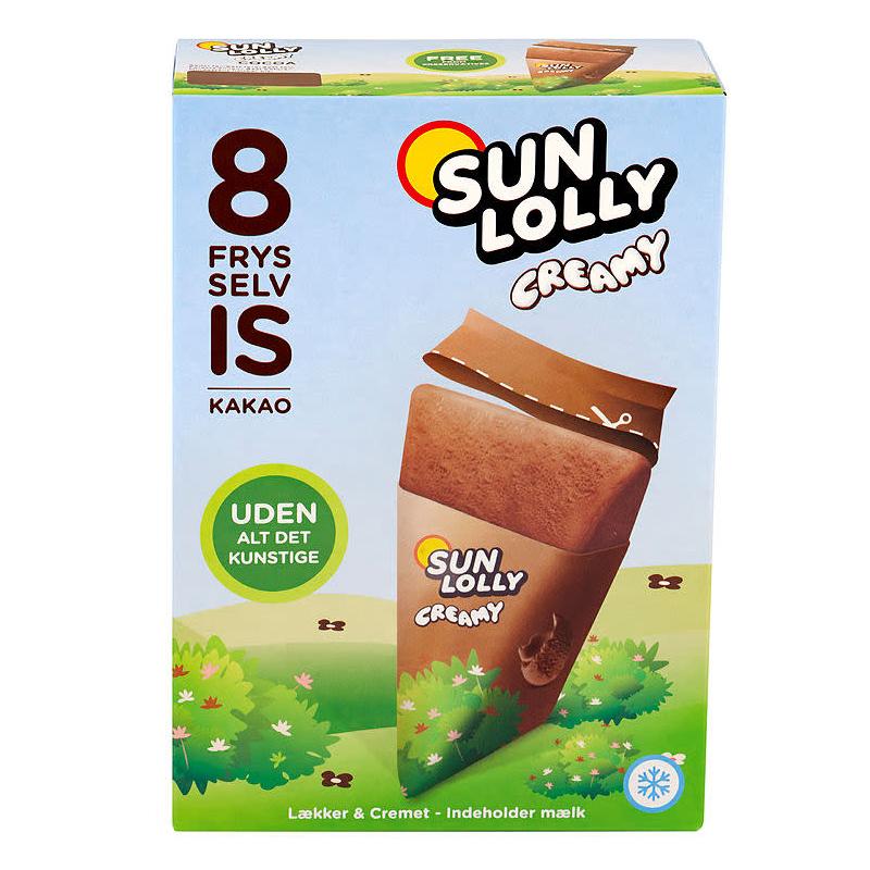 Isglass Creamy Cocoa - 33% rabatt