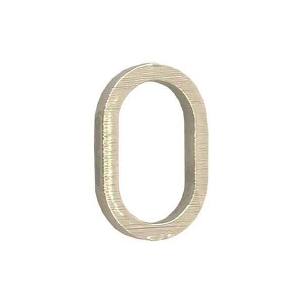 ASSA 407659100002 Avstandsring 10 mm, forniklet