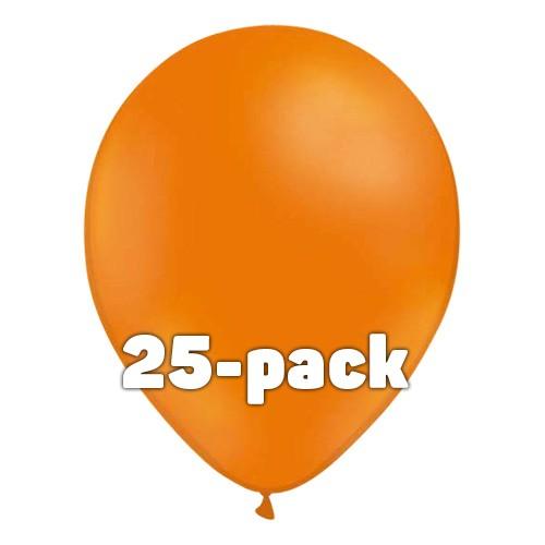 Ballonger Orangea - 25-pack