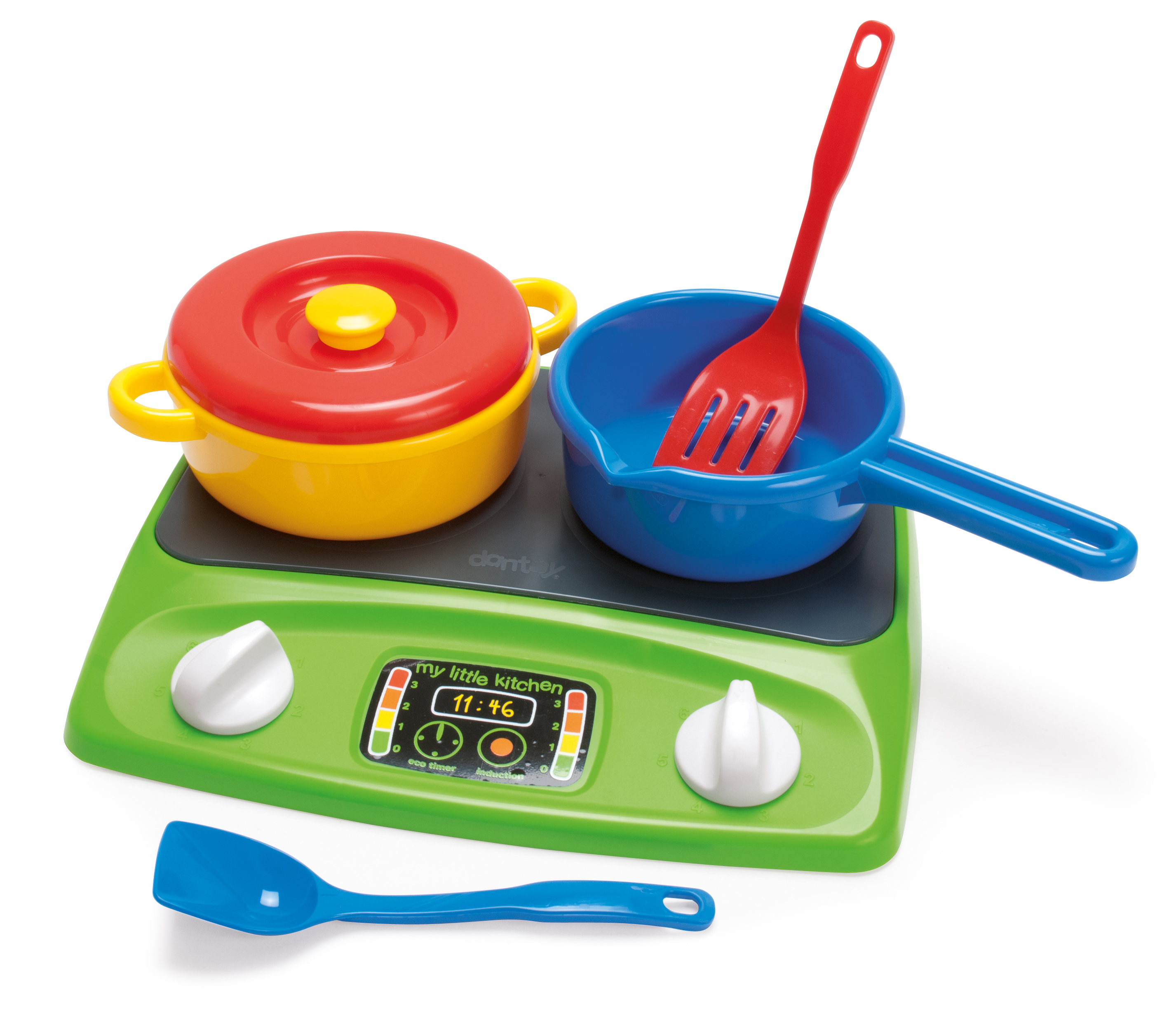 Dantoy - Cook and Serve with accessories (4245)