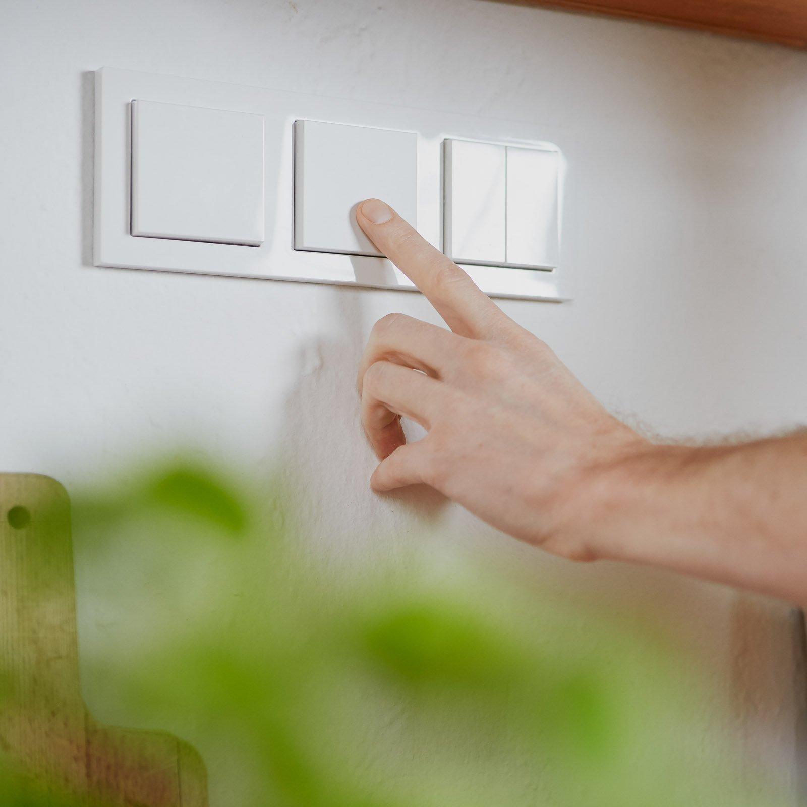 Senic Smart Switch Philips Hue 3-er, hvit blank