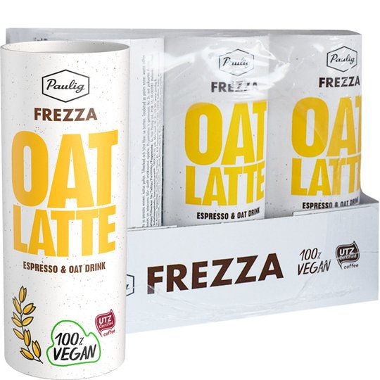 Dryck Oat Latte 12-pack - 75% rabatt