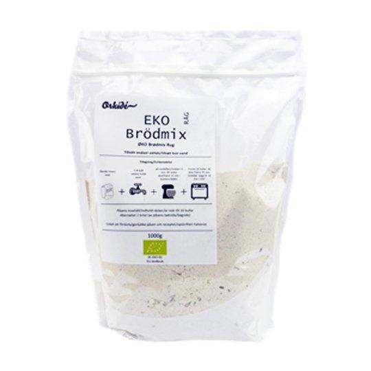 Mjölmix Råg 1kg - 40% rabatt