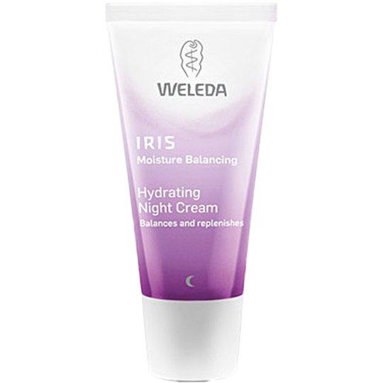 Weleda Iris Hydrating Night Cream, 30 ml Weleda Luonnonkosmetiikka