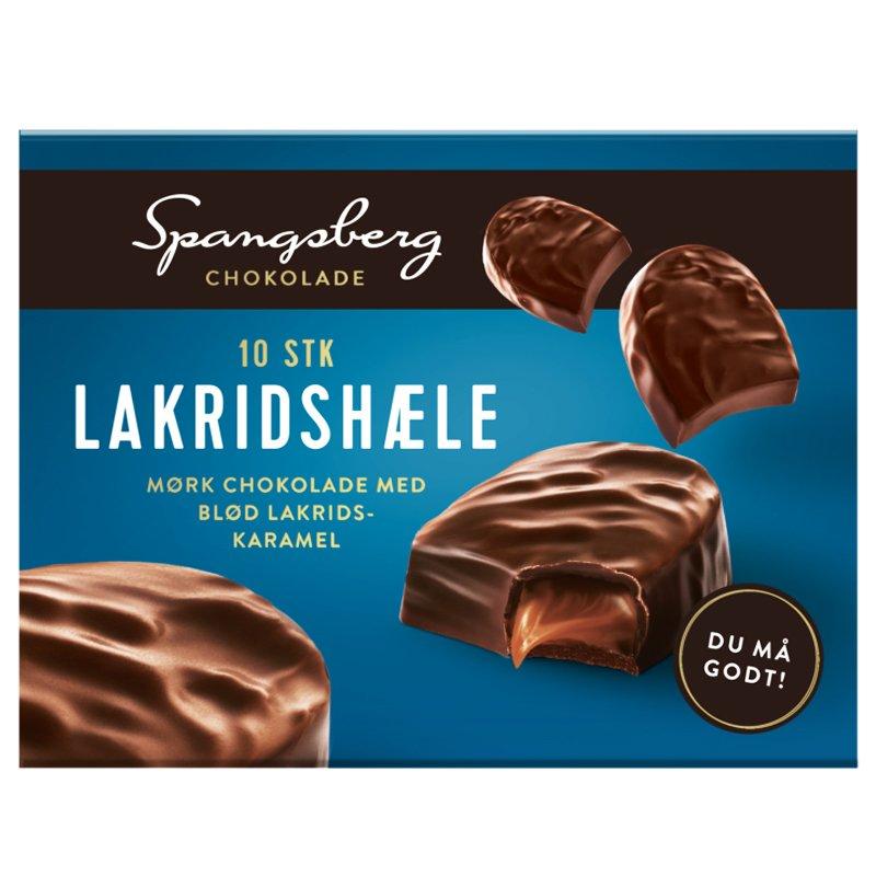 Mörk Choklad Lakrits & Karamell - 19% rabatt
