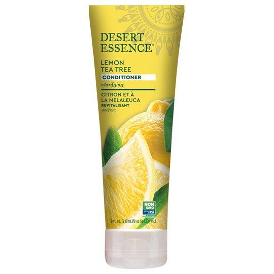 Desert Essence Lemon Tea Tree Conditioner, 237 ml
