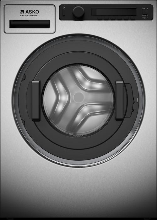 Asko Professional Wmc8943vc.s Tvättmaskin - Rostfritt Stål
