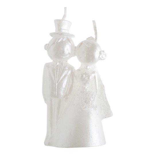 Ljus Mr & Mrs - 1-pack