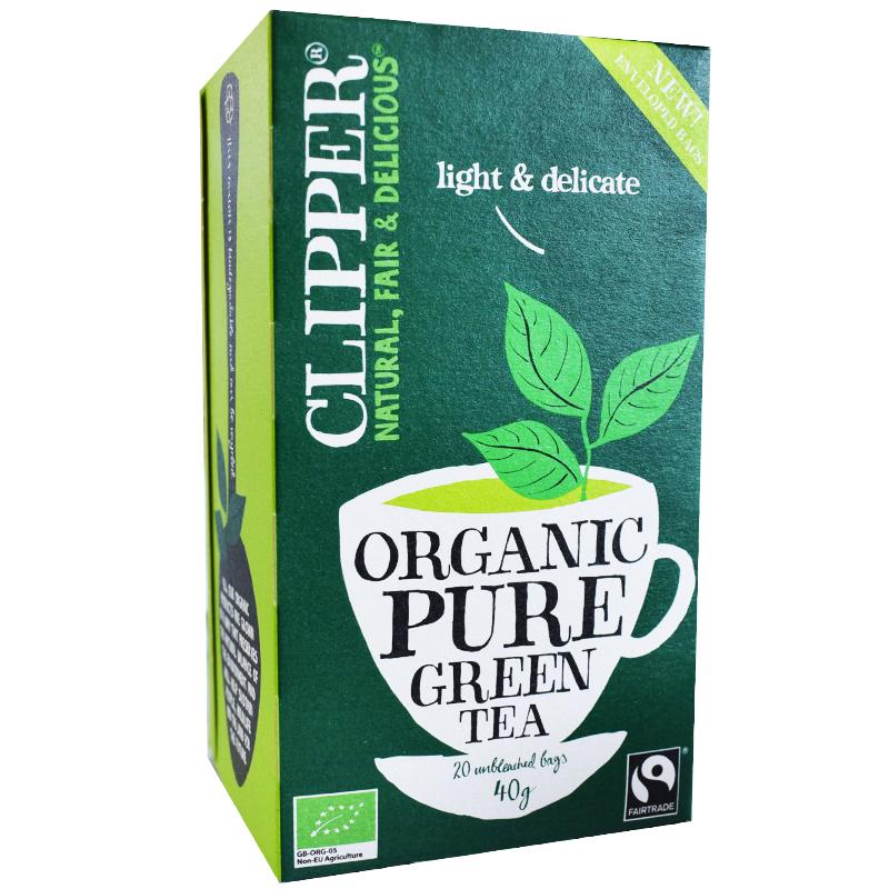 Luomu Vihreä Tee - 49% alennus