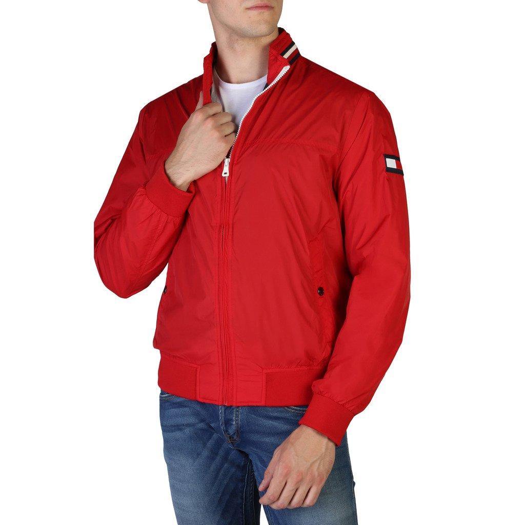 Tommy Hilfiger Men's Jacket Red MW0MW05272 - red M