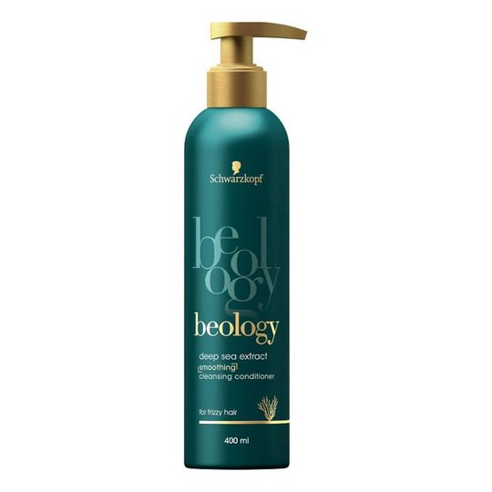 Hoitoaine Smoothing Cleansing 400ml - 50% alennus
