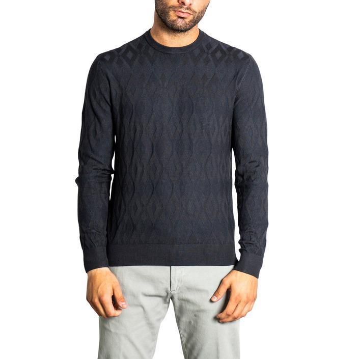 Emporio Armani - Emporio Armani Men Knitwear - grey XS