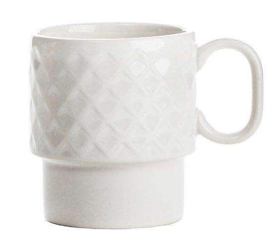Sagaform - Coffee & More Kaffemugg 25 cl Vit