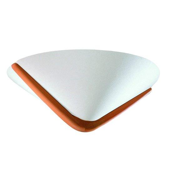 Pyöreä Pila-kattovalaisin DOMUS-tuotantoa