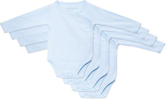 Tiny Treasure Alexie Body 4-Pack, Baby Blue 68
