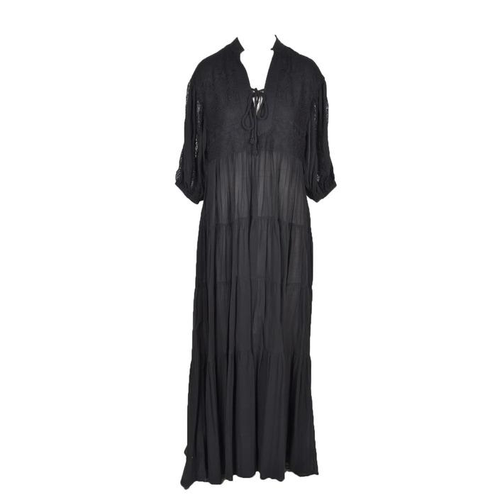 Pinko Women's Dress Black 265270 - black 40