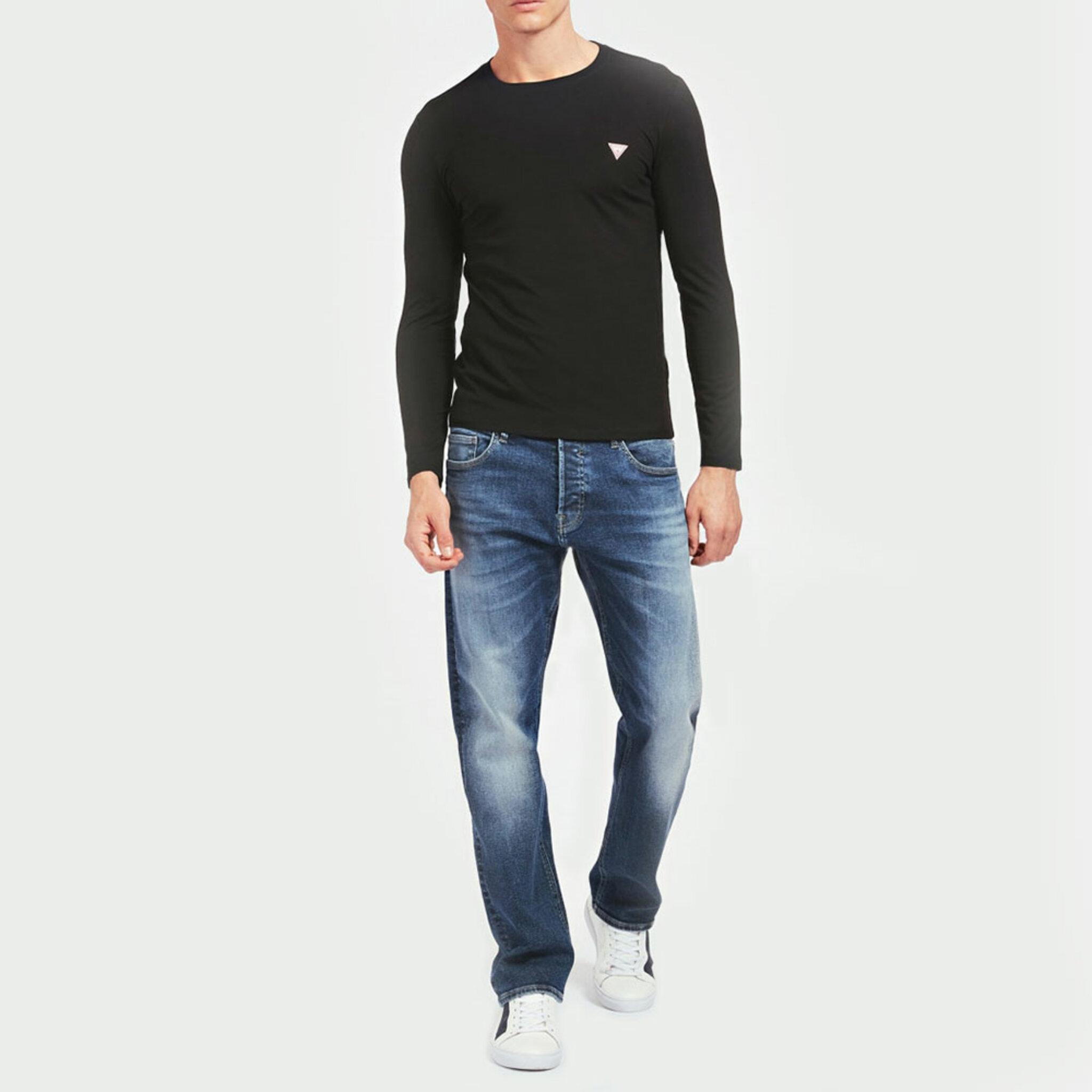 T-Shirt CN LS Core