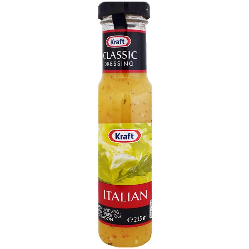 Dressing Italian - 28% rabatt