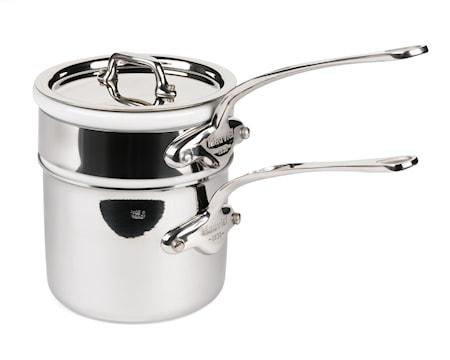 Cook Style Bain-Marie 0,8L Blank Stål