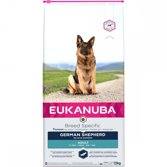 Eukanuba Dog Breed Specific German Shepard (12 kg)
