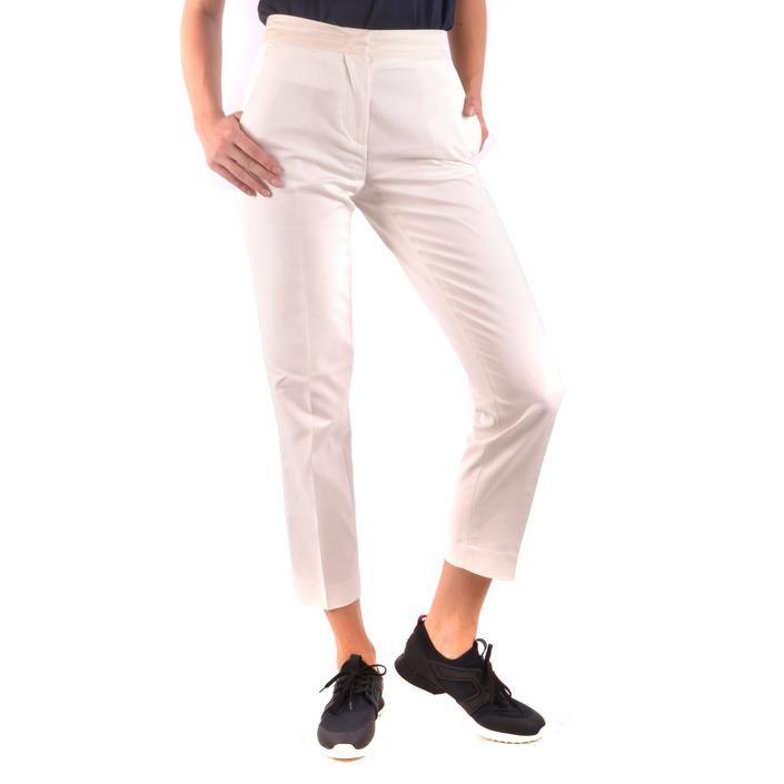 Moncler Women's Trouser White 172917 - white 42