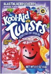 Kool-Aid Berry Cherry Soft Drink Mix