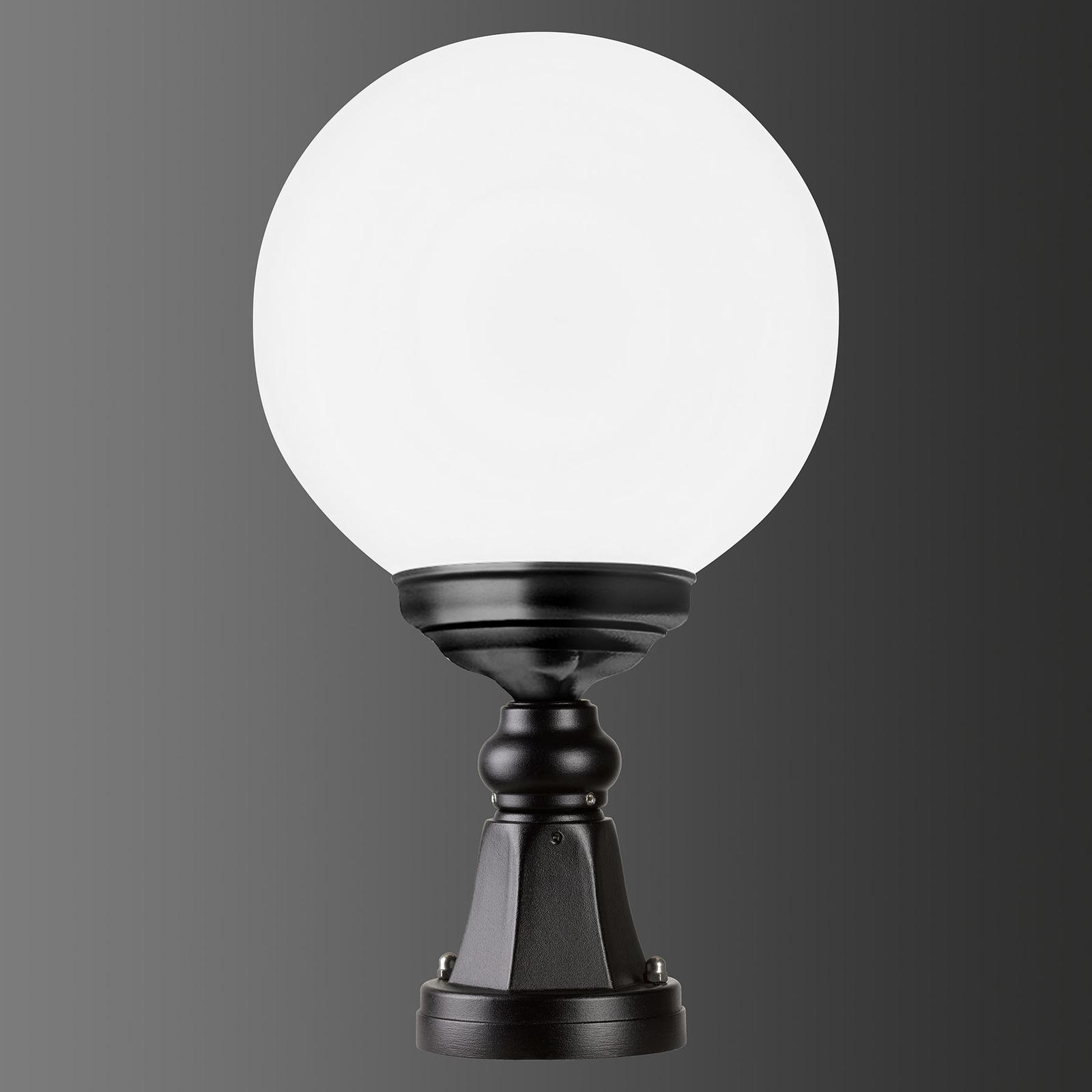 Pollarilamppu 1141 pyöreällä varjostimella
