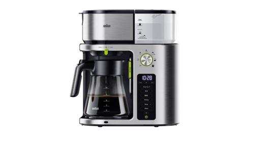 Braun Kf9170si Kaffebryggare - Stål