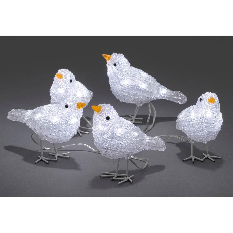 Konstsmide Fåglar