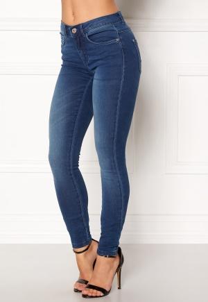 ONLY Royal Skinny Jeans Medium Blue Denim S/32