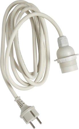 Flex Out Lampeoppheng Utendørs Hvit 250 cm