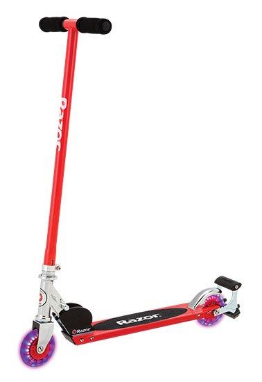 Razor - S Spark Scooter - Red (13073055)
