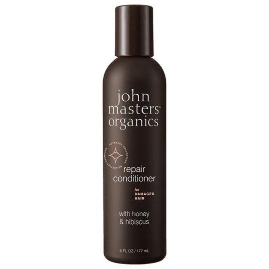 John Masters Organics Repair Conditioner for Damaged Hair with Honey & Hibiscus, 177 ml