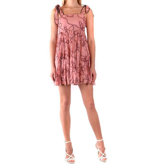 Pinko Women's Dress Pink 166042 - pink 38