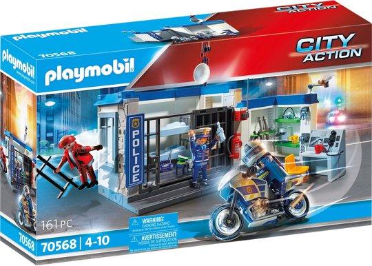 Playmobil 70568 Politi: Flukt Fra Fengsel