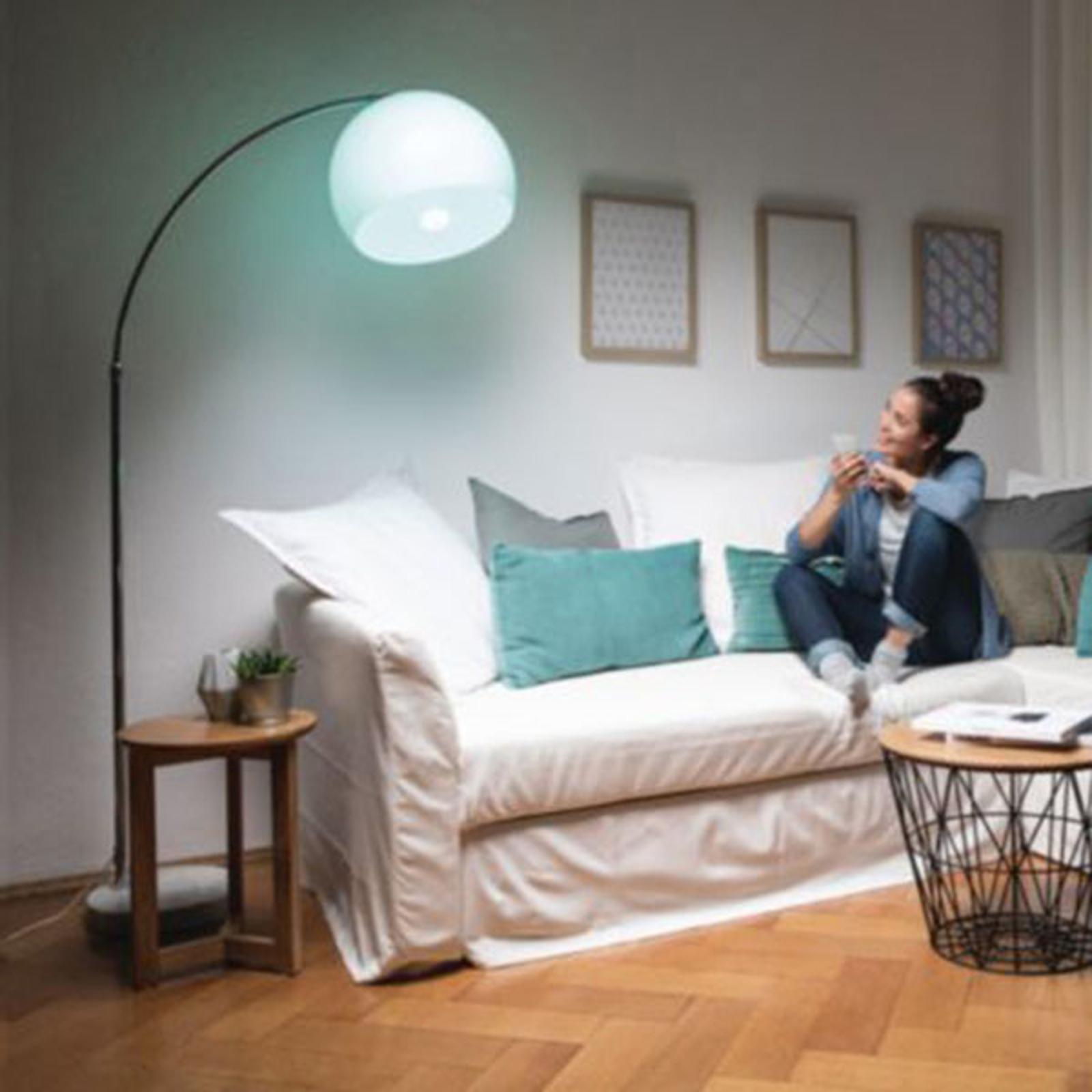 OSRAM-LED-lamppu E27 9W Star+ RemoteControl 2 kpl