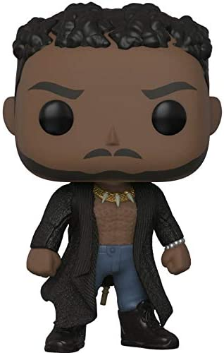 Funko! POP - VINYL - Marvel Black Panther - Killmonger w/ Scars