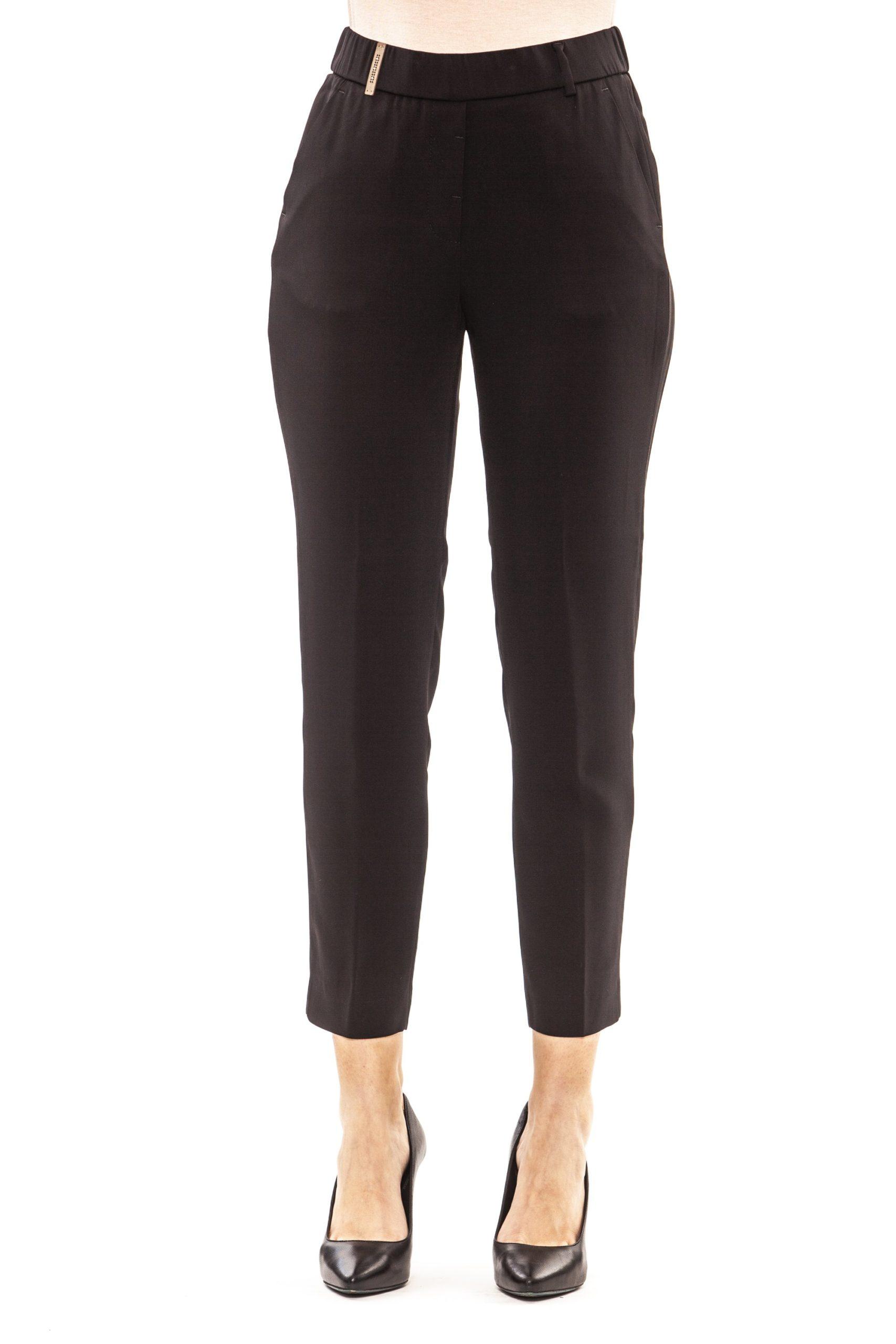 Nero Black Jeans & Pant - IT42   S
