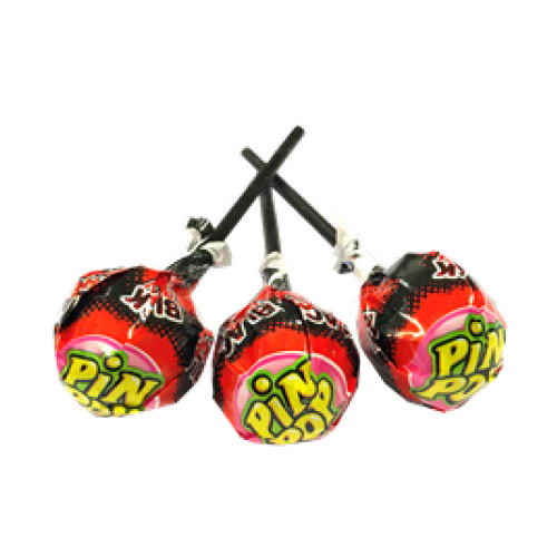 PIN POP BLACK CHERRY 59ST