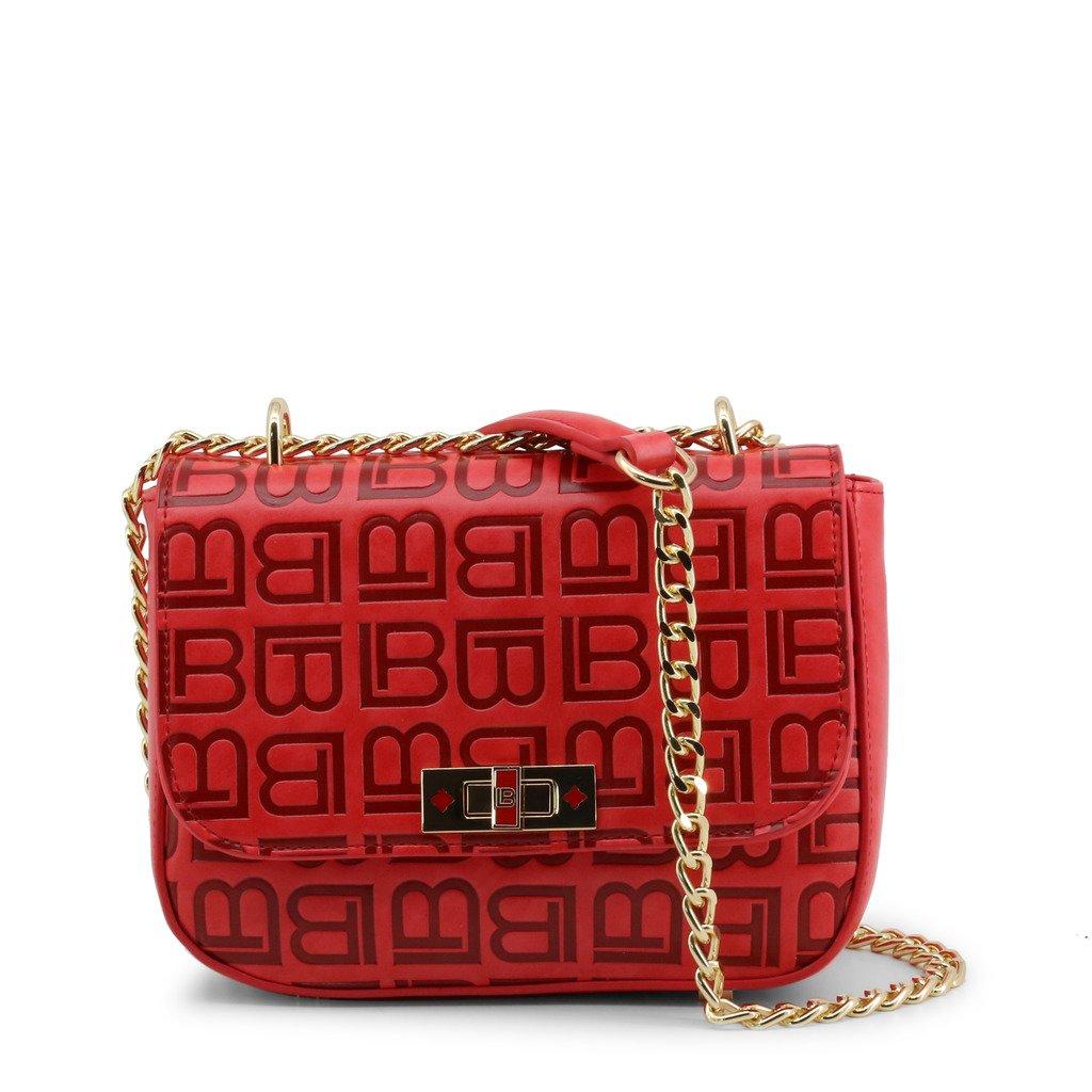 Laura Biagiotti Women's Crossbody Bag Red Rossy_114-3 - red NOSIZE