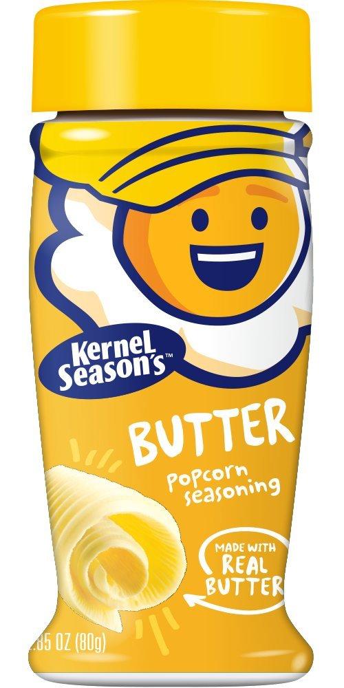 Kernel Popcornkrydda Butter 80g
