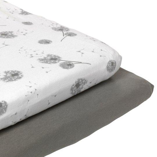 NG Baby Dandelion Underlaken 100x150 2-pack, Grey