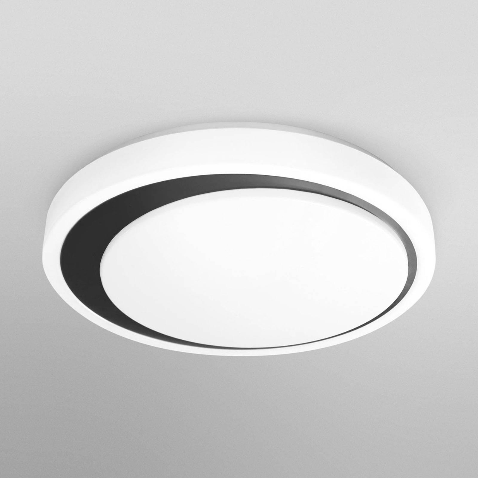 LEDVANCE SMART+ WiFi Orbis Moon CCT 48 cm musta